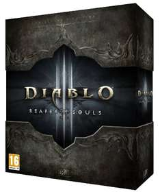 Amazon Diablo 3 Reaper of Souls Collerctors Edition PC für 36,61 Euro