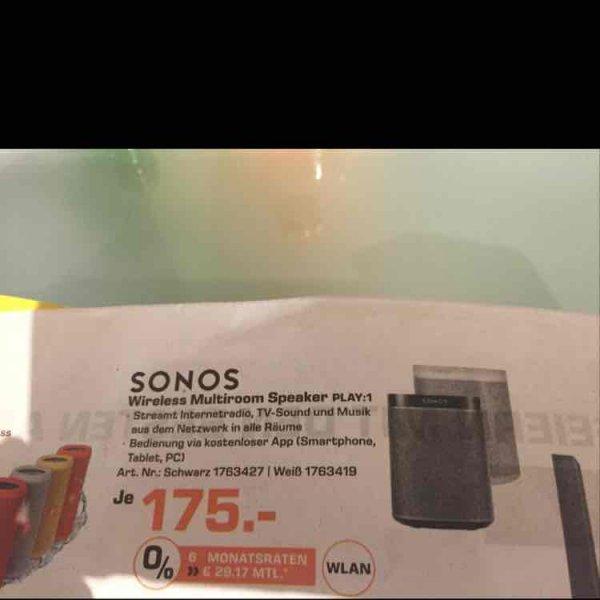 [Lokal Hildesheim Saturn] Sonos Play 1