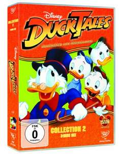 Ducktales: Geschichten aus Entenhausen - Collection 2 & 3 (3 DVDs) für je 7,99€ & Collection 1 für 9,99€ [Amazon Prime]