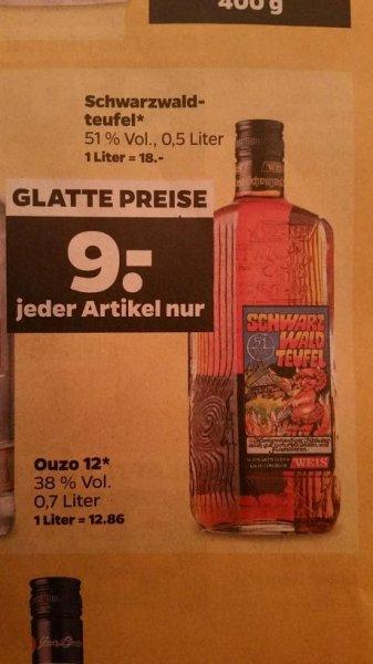 Schwarzwaldteufel 0,5 L, Netto mit Hund
