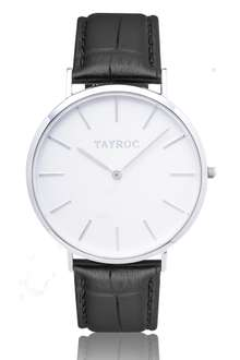 [Tayroc Uhren] - 60 % Sale auf Classic Collection - Swiss Quartz - Saphirglas - Minimalistische Uhren
