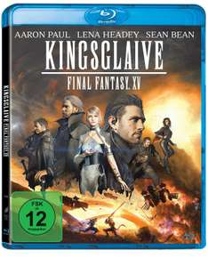 Kingsglaive: Final Fantasy XV ab 10,97€ statt ab 14,99€ / + 1€ Gutschein für Amazon Video
