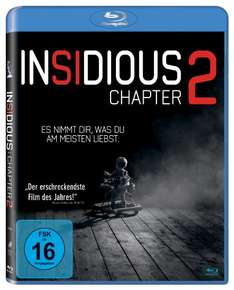 [amazon.de] Insidious: Chapter 2 [Blu Ray]
