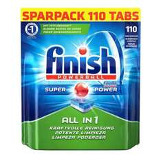 [Amazon] finish all in one, 110 Tabs für 13,99€ mit Prime