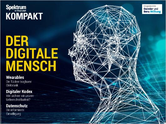 Spektrum der Wissenschaft: Der Digitale Mensch [PDF]