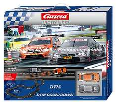 Carrera Digital 132 SET DTM Countdown
