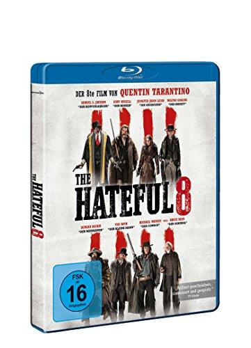 Amazon Prime: The Hateful 8 [Blu-Ray]