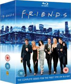 (Zavvi) Friends - Die komplette Serie Blu-ray in deutsch