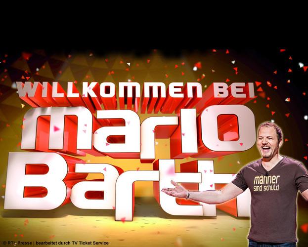 """[Berlin] Freikarten für """"Willkommen bei Mario Barth"""""""