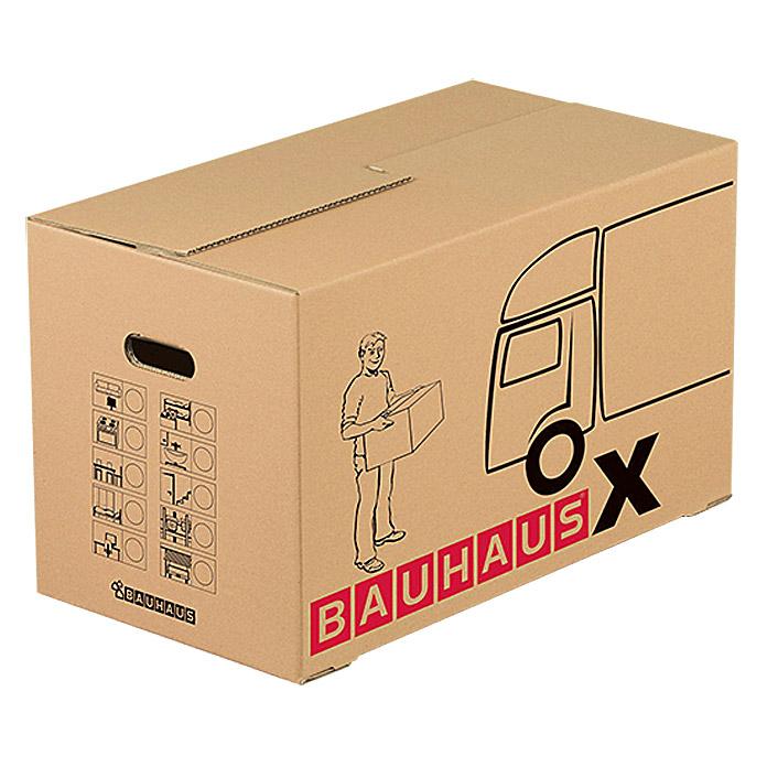 Umzugskarton 82l und 30kg Belastunggrenze für 2 Euro inklusive Versand (Bauhaus)