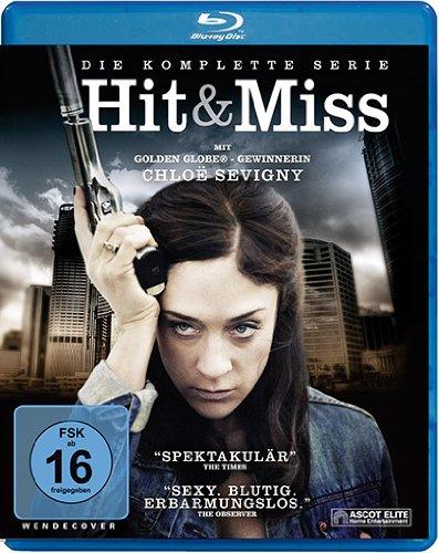 [amazon prime] Hit & Miss [BluRay] Genitaltechnisch veränderte Hauptdarstellerin !