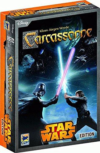 Carcassonne: Star Wars für 13,03€ & 1. Erweiterung für 11,99€ [Amazon Prime]