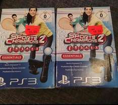 PS3 Sports Champions 2 + MOVE CONTROLLER 15€ (Real Gifhorn)