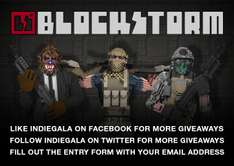 [STEAM] Blockstorm (4 Sammelkarten) @Woobox