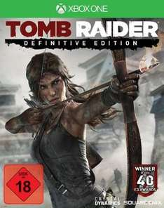 Tomb Raider: Definitive Edition für 7,50€ & Lara Croft and the Temple of Osiris für 5€ (Xbox One) [Xbox Deals with Gold]