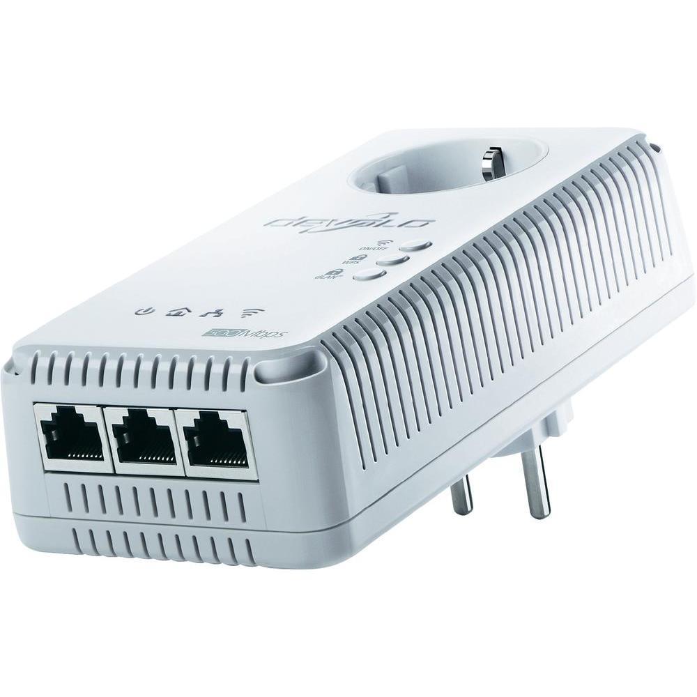 dLAN 500 AV Wireless+ Powerline-Adapter [@Conrad]