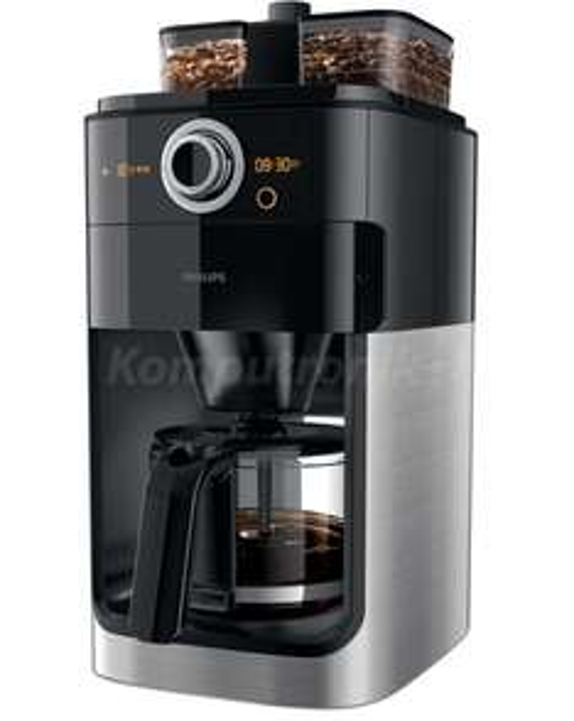 Philips HD 7762/00 Kaffeemaschine mit Mahlwerk und 2 Bohnenbehälter ! - bei Komputronik.de (seriöser Shop mit Laden in Berlin)