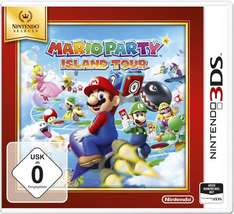 (Amazon Prime) Mario Party: Island Tour (3DS) für 15,99€