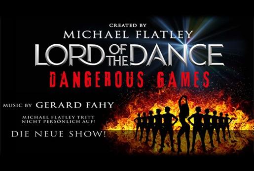 Lord of the Dance, am 26.10.2016 in der LANXESS arena - Köln - inkl. Speisen und Getränke für 63€ statt 99€