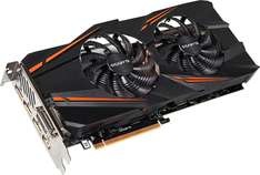 "Gigabyte GeForce GTX 1070 WindForce OC 2X + Key für ""Gears of War 4"" für 395,89€ [Caseking]"