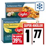 Edeka - iglo Schlemmer-Filet - 380g - NUR NOCH BIS MORGEN !!!!