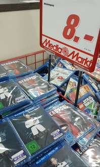 [MM Berlin Alexa] Deadpool, The Revenant, Spectre, The Hateful 8, Der Marsianer für je 8€ [BluRay]