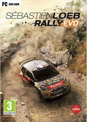 (Base.com) Sébastien Loeb Rally Evo (PC) für 7€