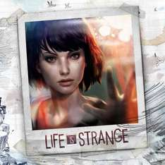 [PSN CA] Life Is Strange (Episode 1-5) (PS4) für 6,89€