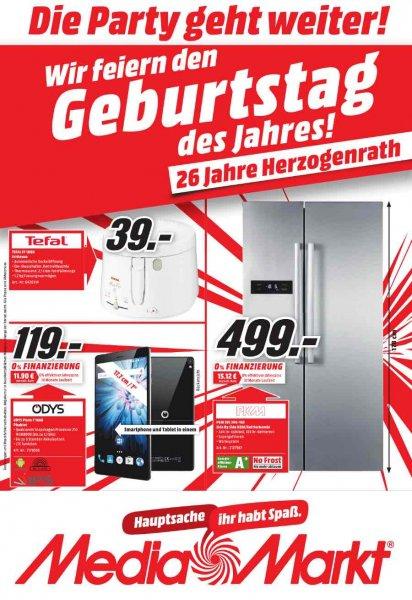 Side by Side für 499€ im Media Markt Herzogenrath + weitere Angebote