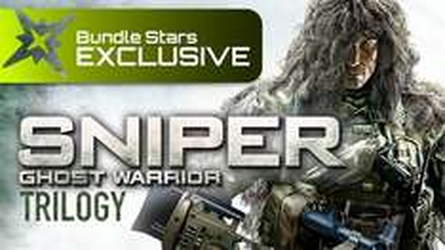 [Steam] Sniper: Ghost Warrior Trilogie + 2 extra DLCs