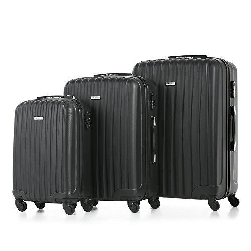 """Hartschalen-Kofferset bestehend aus je einem 20""""/ 24"""" / 28"""" Koffer  [Amazon]"""