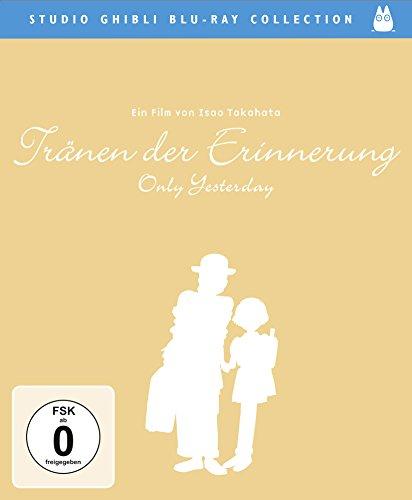 Nun auch Tränen der Erinnerung von Ghibli für 12,97€ @ Amazon.de mit Prime oder sonst Buchtrick...