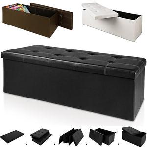 Aufbewahrungsbox mit Sitzfunktion 114×40 für 29,95€ @ebay