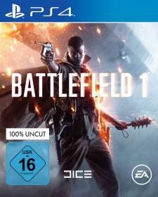Rakuten - Battlefield 1 inkl. PreOrder Code für PS4 und XBOX One für 49,99€ (Vorbesteller)