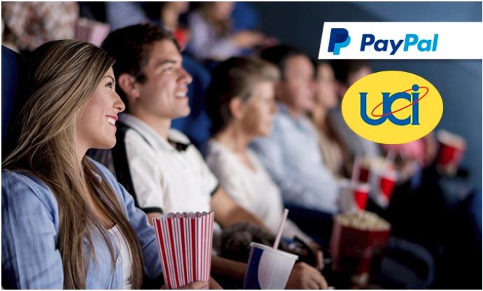 2 Kinogutscheine UCI Kinowelt für alle 2D-Filme inkl. Überlänge und Loge für 7,92€@ Groupon mit PayPal