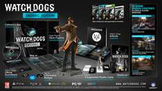 [PC/PS4/Xbox One/PS3] WATCH_DOGS™ - DEDSEC EDITION für 27,49€ (30€) (-20% mit den Ubisoft-Club Rabatt für 21,99€ (24€))