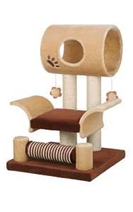 [Amazon.de] Nobby Kratzbaum für Katzen Limbo, braun/beige für 29,98 Euro