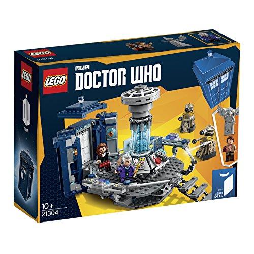 Lego Ideas 21304 Dr. Who Tardis 43,28 € inkl. VSK [amazon.co.uk]