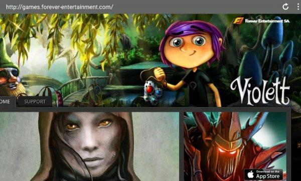 [Android]  Promo Deal bei Forever Entertainment. Viele Spiele auf 0,89 € reduziert. ua. Sparkel 1-3,lesabell,Violett,Frederic&Merchant of Kaidan