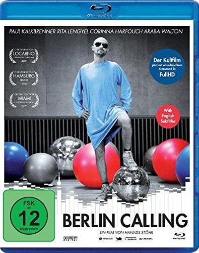 [Amazon Prime] Berlin Calling [Blu-ray] *Bestpreis*