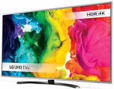 [MM Mainz, Alzey] LG 65UH668VLG 65UH668V LED TV (Flat, 164 cm (65 Zoll), UHD 4K, SMART TV) für 1499 €