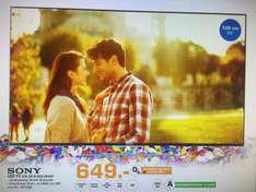 "[Lokal Paderborn Saturn] Sony KDL-55W805C, 55"", FULL HD, 3D, Android TV"