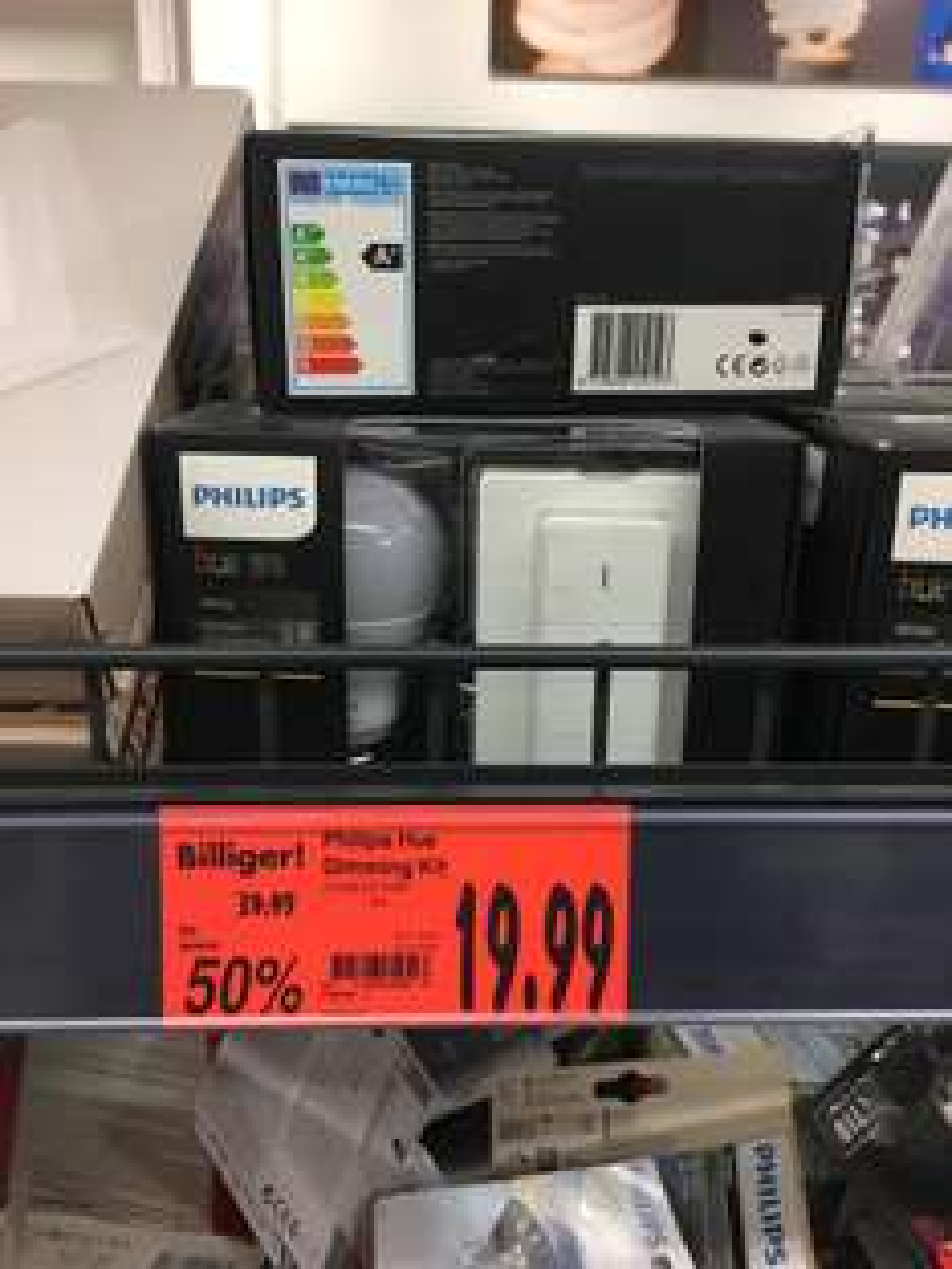 Philips Hue Dimming light kit kaufland Heilbronn 19,99€