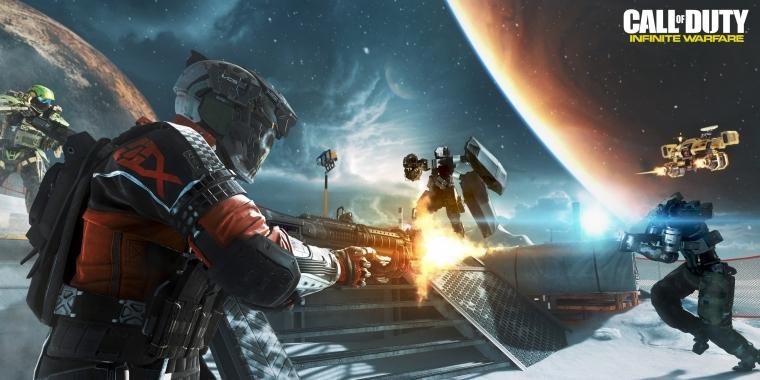 Call of Duty : Infinite Warfare , 2 BETA PS4 Kostenlos