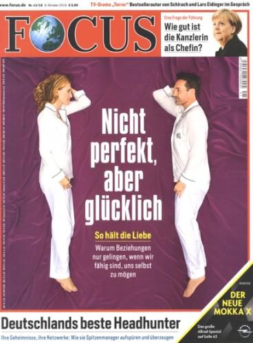 Focus (Print + Digital) 6 Monate (26 Ausgaben) für zusammen 11,80€ durch 100€ Verrechnungsscheck