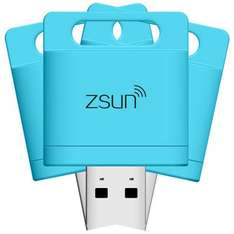 Zsun WiFi USB 2.0 MicroSD Card Reader (iOS/Android/Win) für 5,84€ (Everbuying? Neukunden)