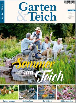 Kostenloses Probeheft von Garten & Teich und weitere Titel sind verfügbar