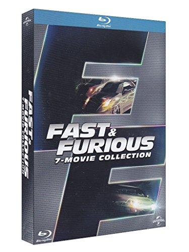 Fast & Furious 1-7 Collection bei Amazon.it für 23,35€ statt 31,96€