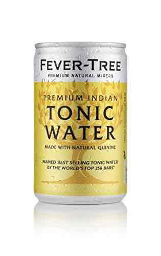 Fever-Tree Premium Indian Tonic Water Fridge-Pack, 3er Fridgepack, 24 Dosen (24 x 150ml) [Amazon Prime]