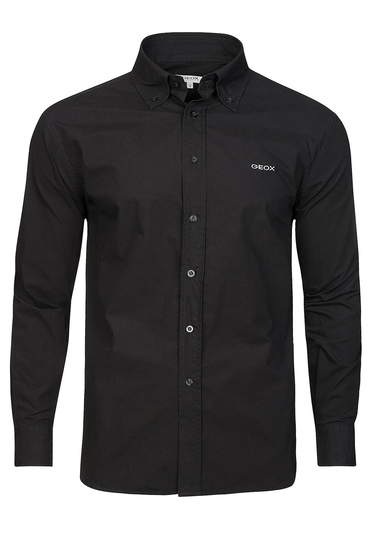 GEOX Respira Herrenhemd für 17,99€ bei Outlet46 - Größe M-XXL